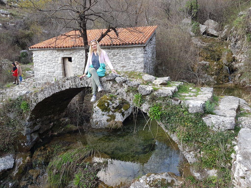 Черногория в марте 2020