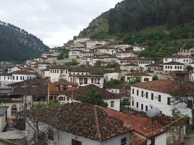 город Берат Албания