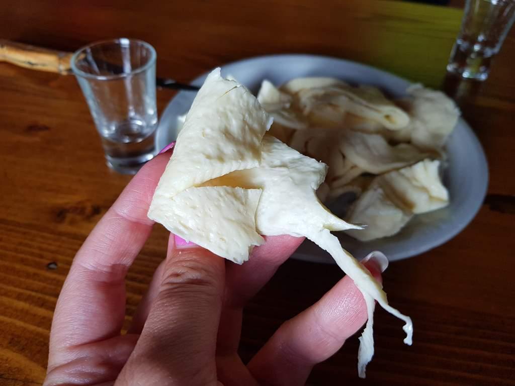 лиснатый сыр, Колашин