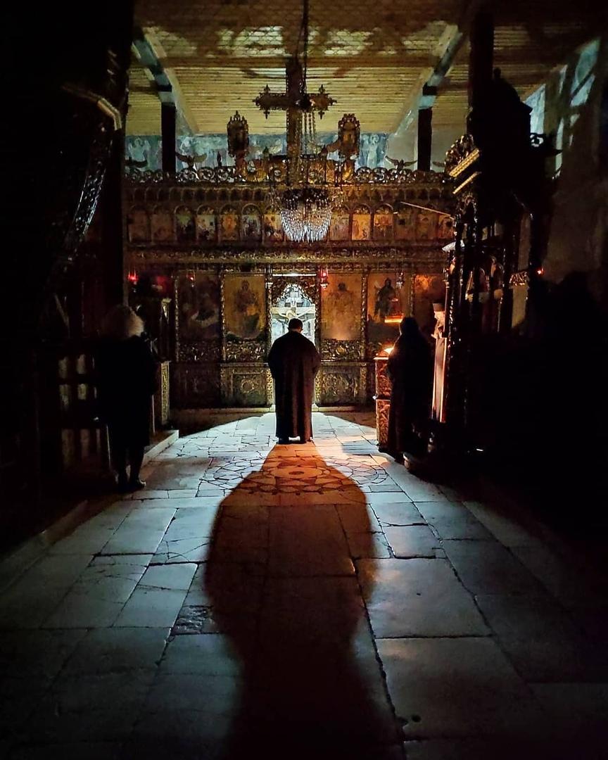 монастырь Арденица Албания