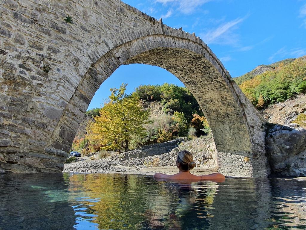 Пермет Албания горячие источники