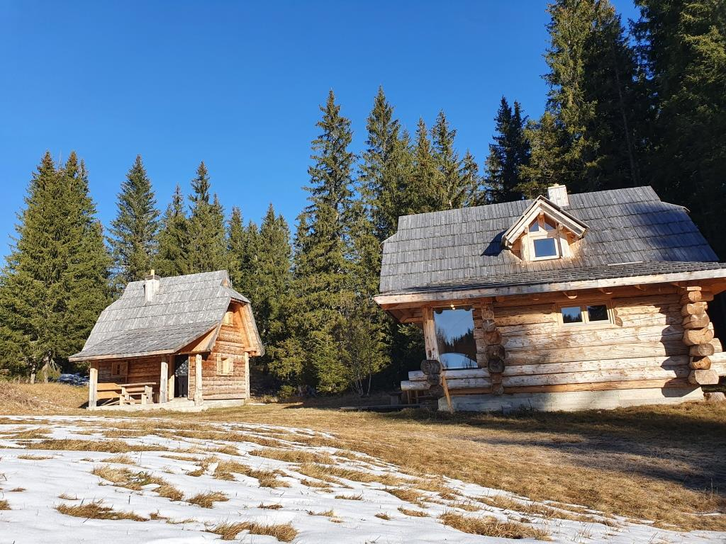Lodge Nadgora жабляк дом