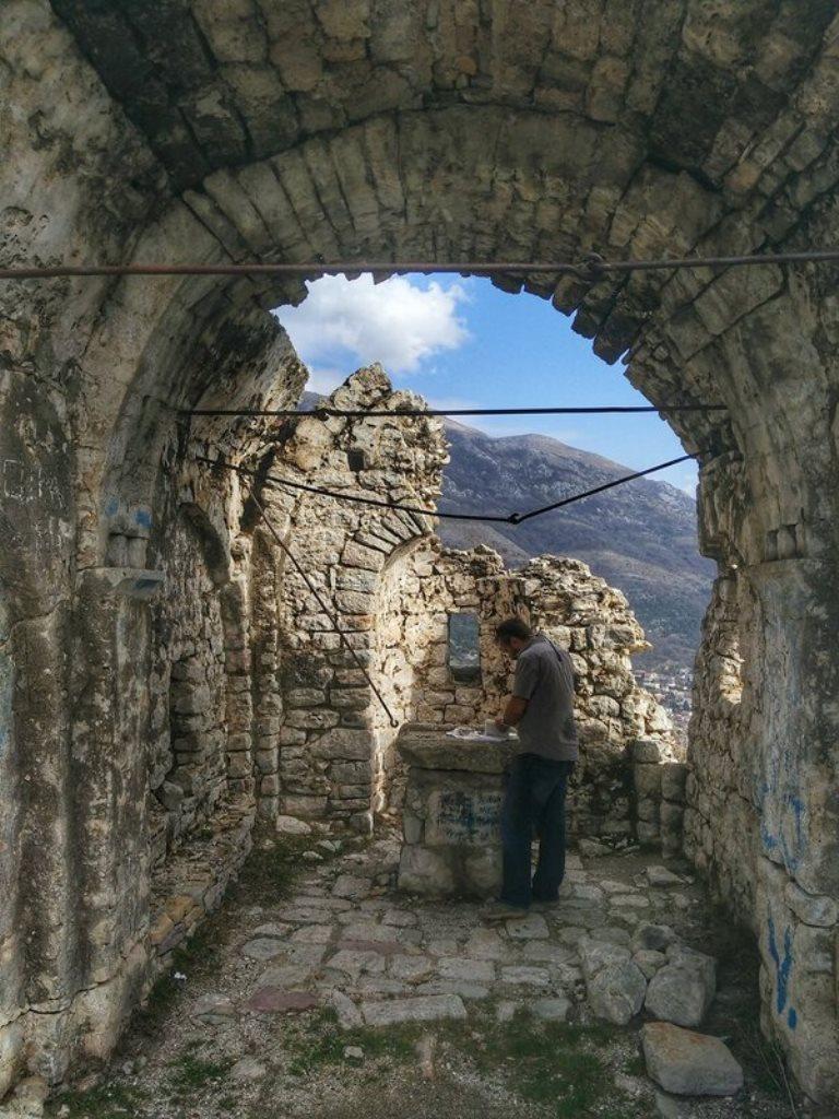 крепость Черногории хай нехай