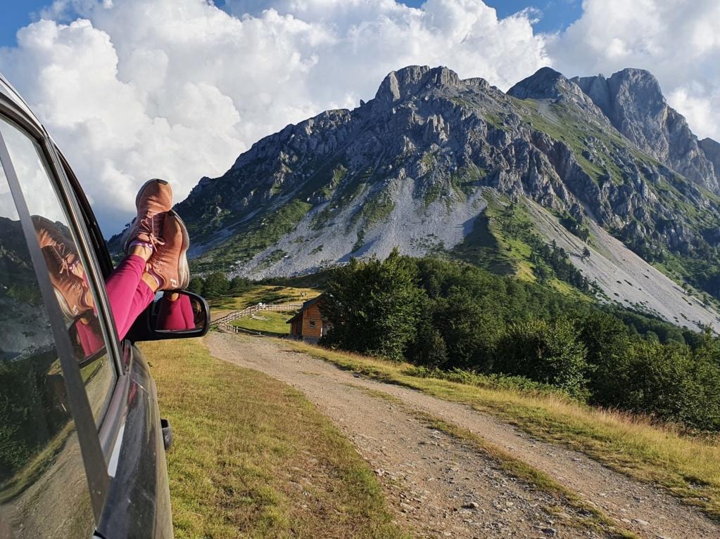 горы Комови фото