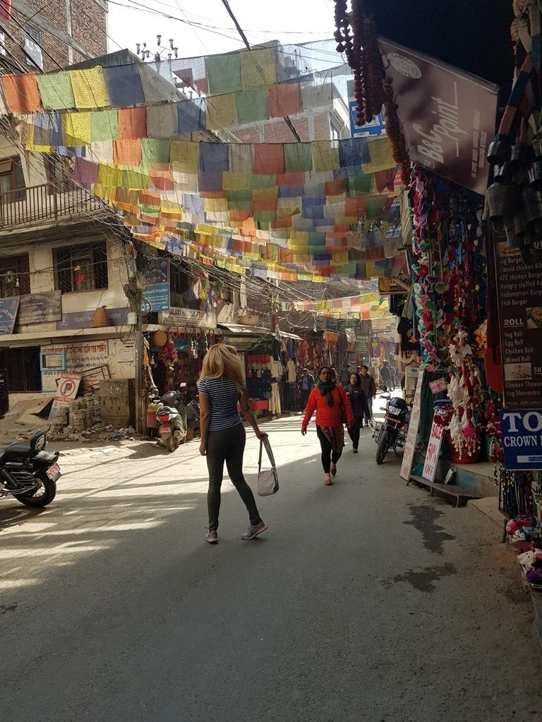 отель в Катманду