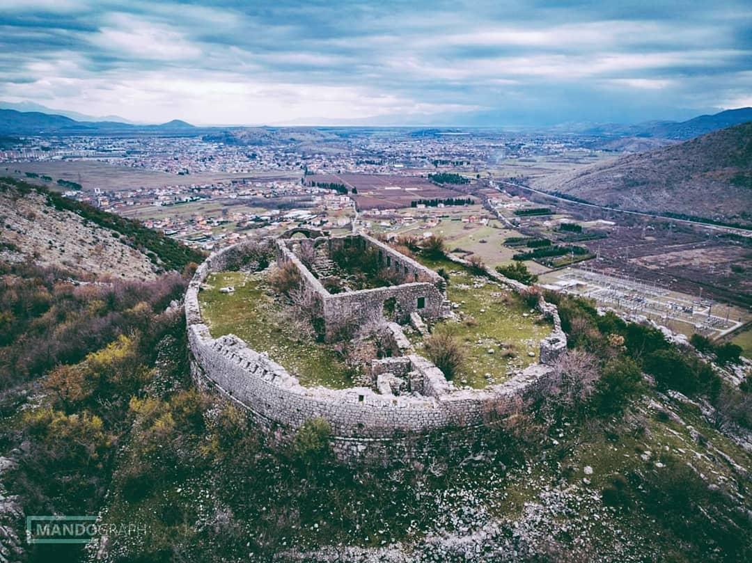 крепость в Подгорице