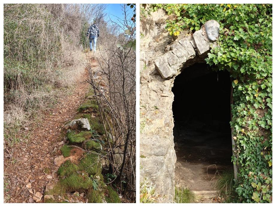 пещера в Черногории