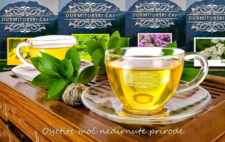 чай в черногории