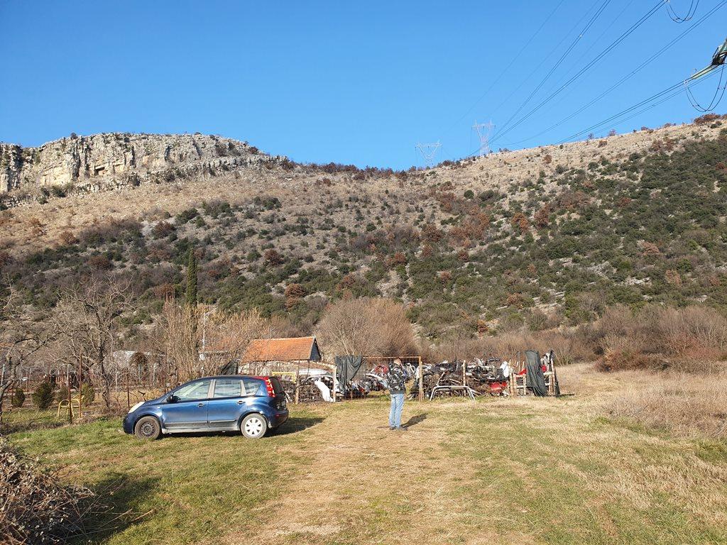 неизвестные места в Черногории