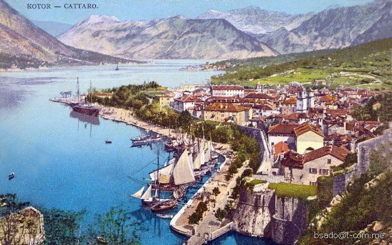книги - история Черногории