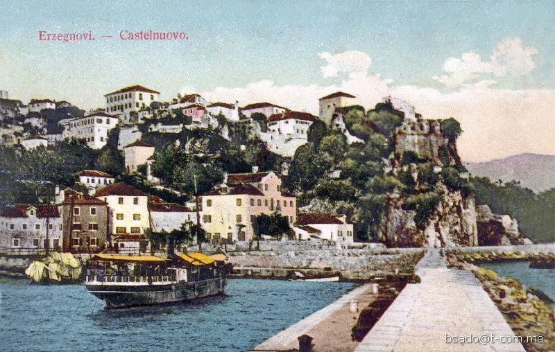 книги о Черногории
