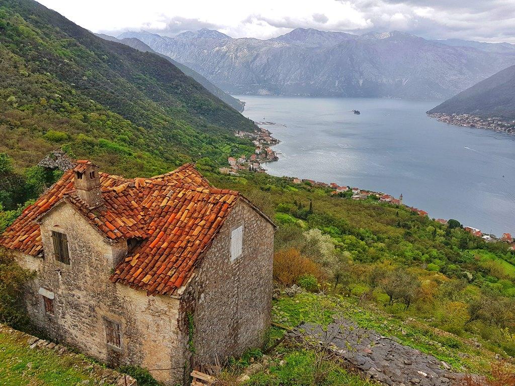горные деревни в Черногории