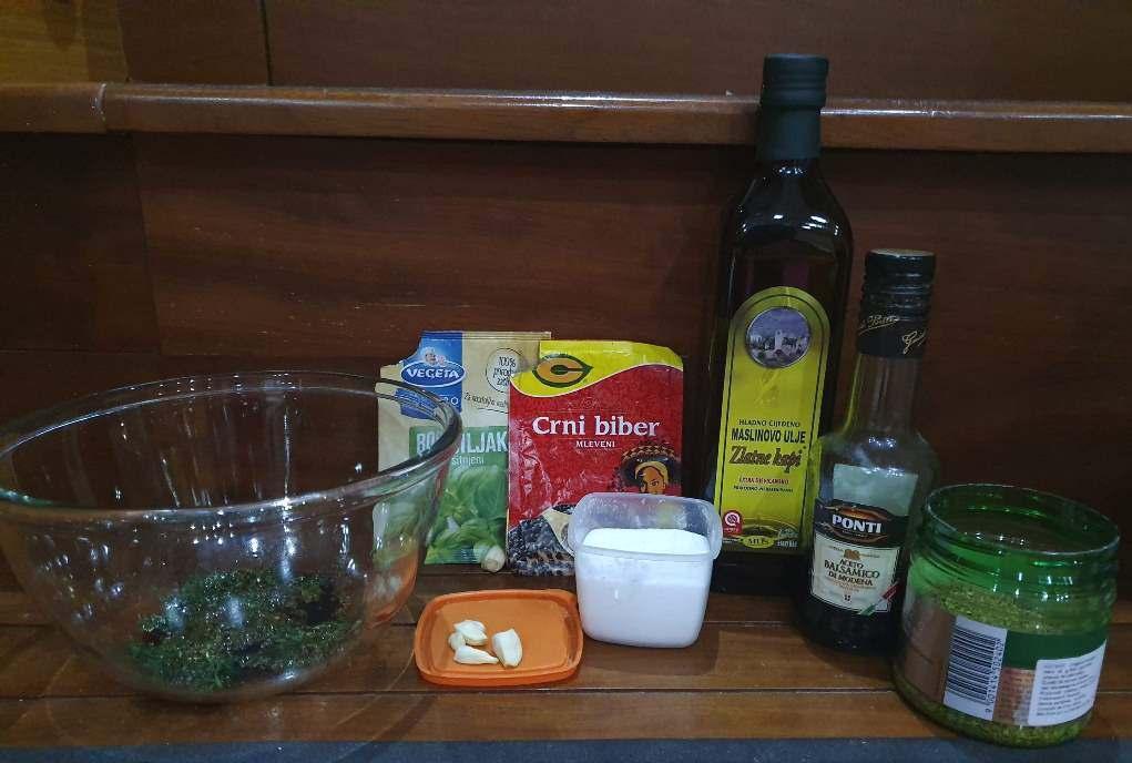 как запечь перец в духовке