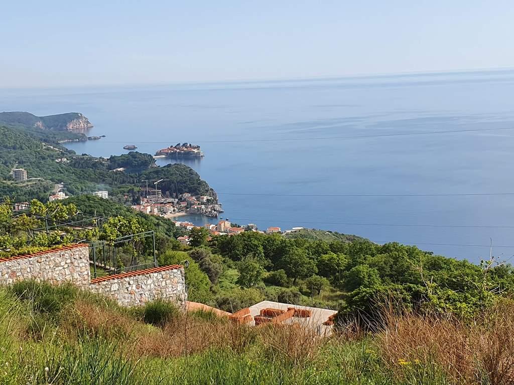 панорама на Святой Стефан