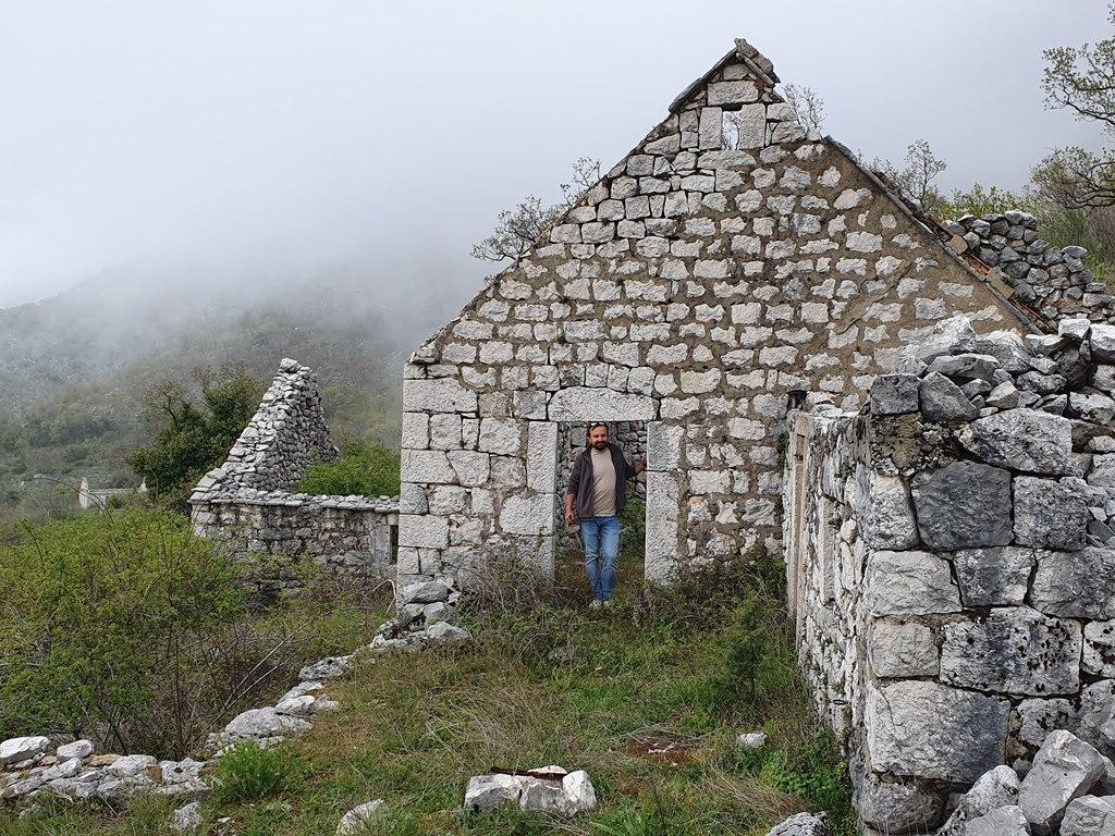 черногория деревни