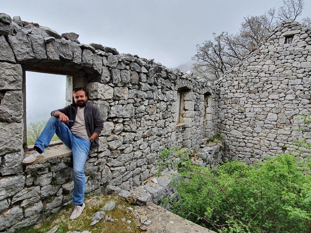 горные деревни Черногории