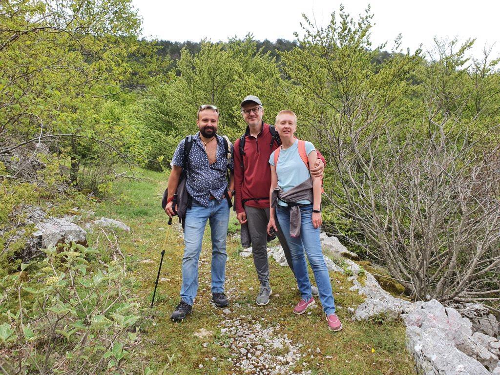 походы в Черногории
