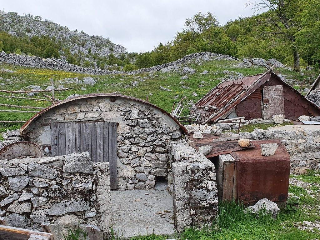ловчен деревня