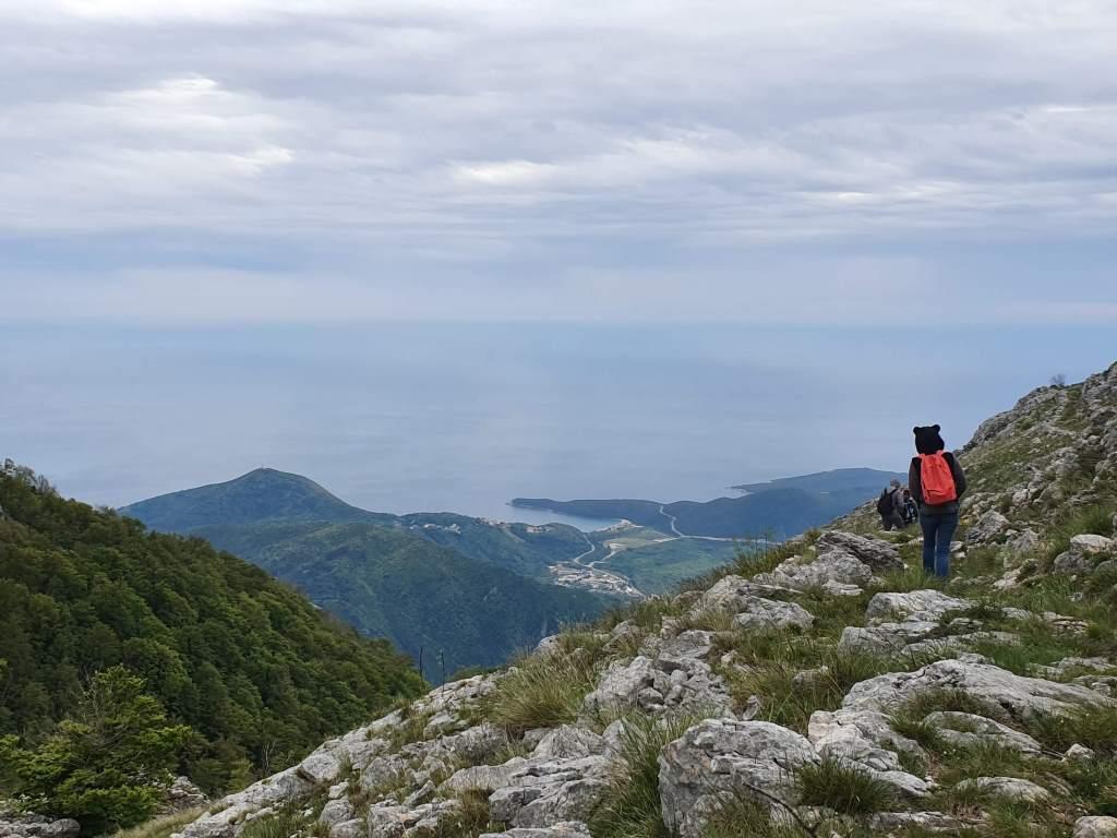 черногория горные тропы