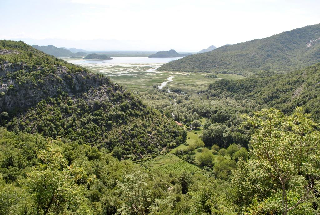 Скадарское озеро Что посмотреть