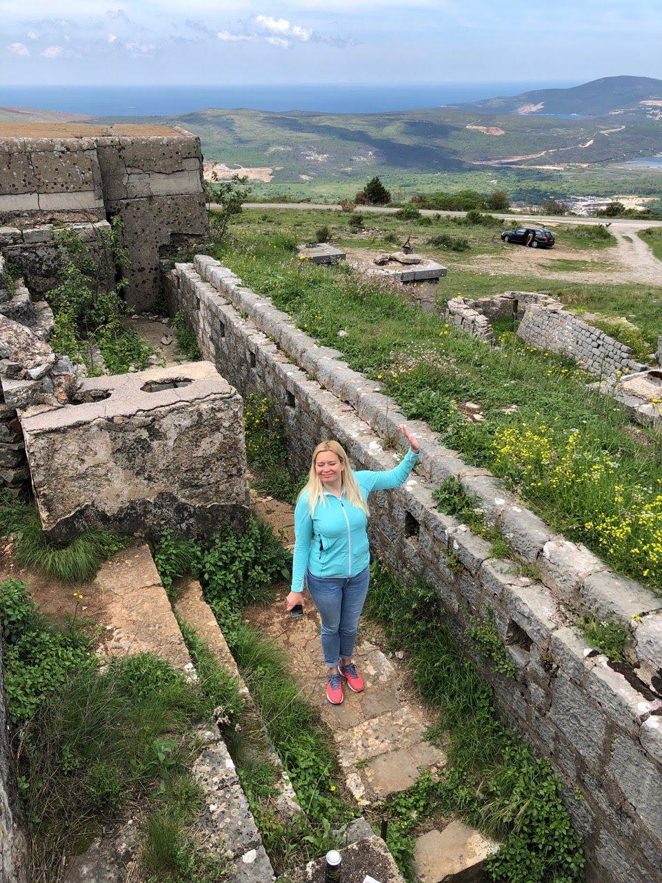 крепость Горажда Черногория