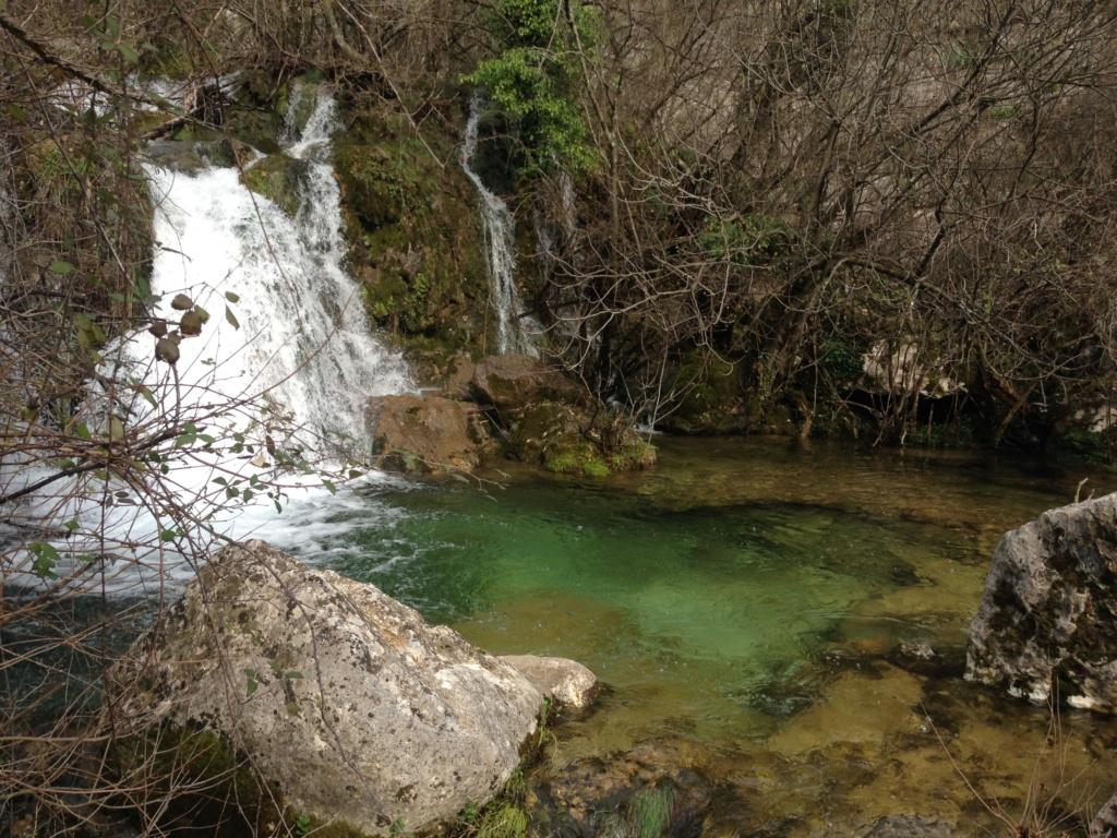 водопады Черногории