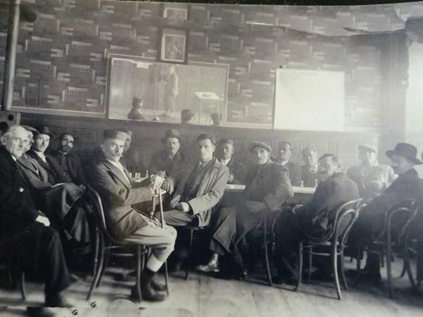 история Чрногории кафе