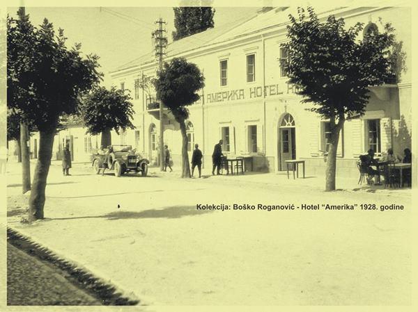 Никшич Черногория старые фото