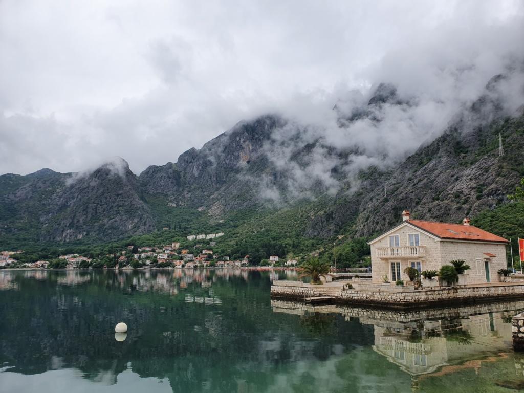 Которская бухта Черногория
