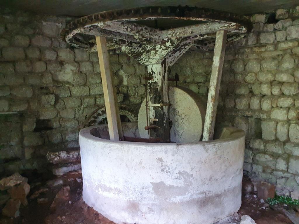 мельница для оливкового масла