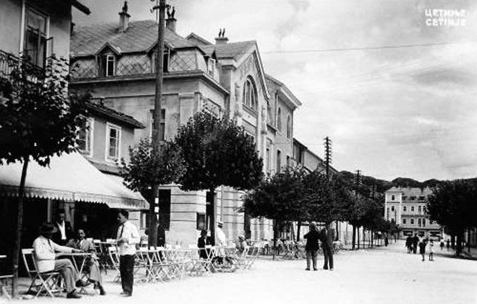 Cetinje 1930