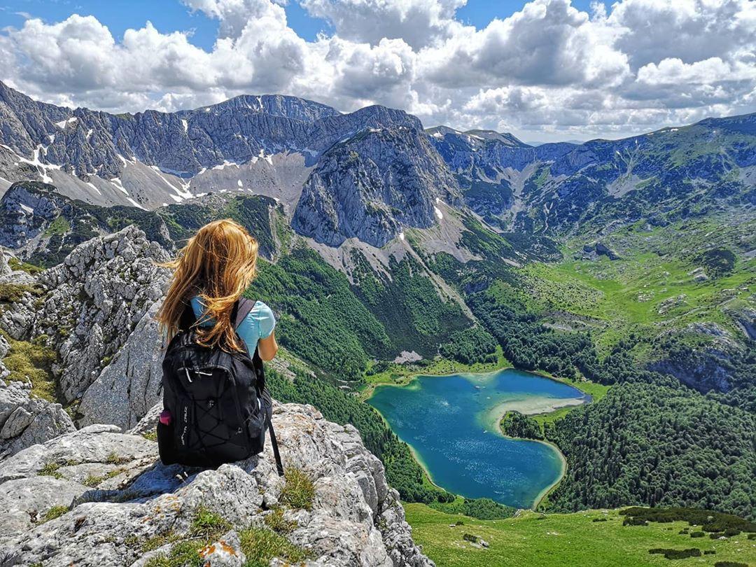 Трновачко озеро Черногория