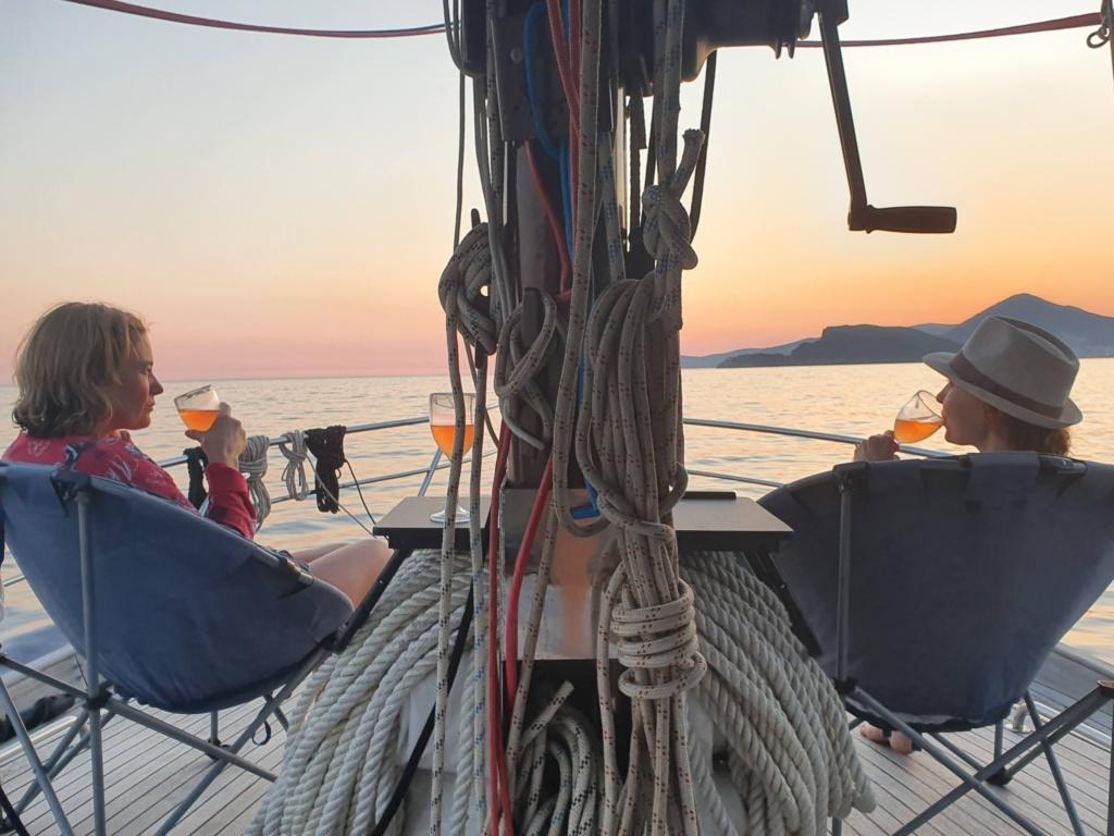 аренда яхты в Которе