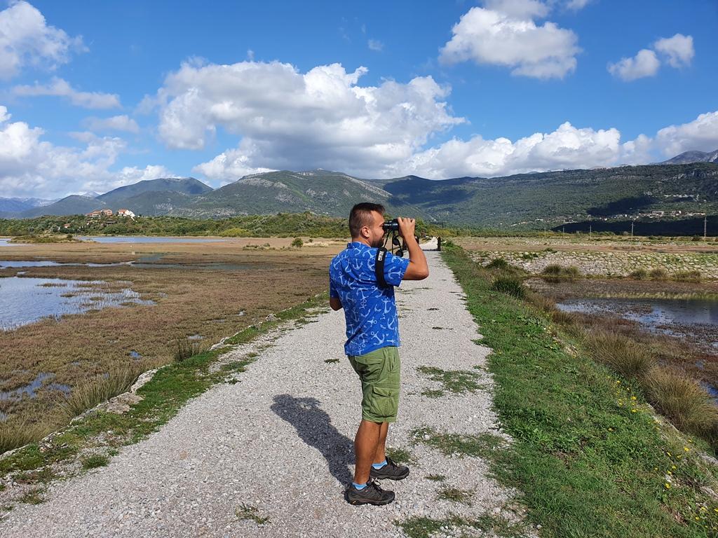 птичий заповедник в Черногории