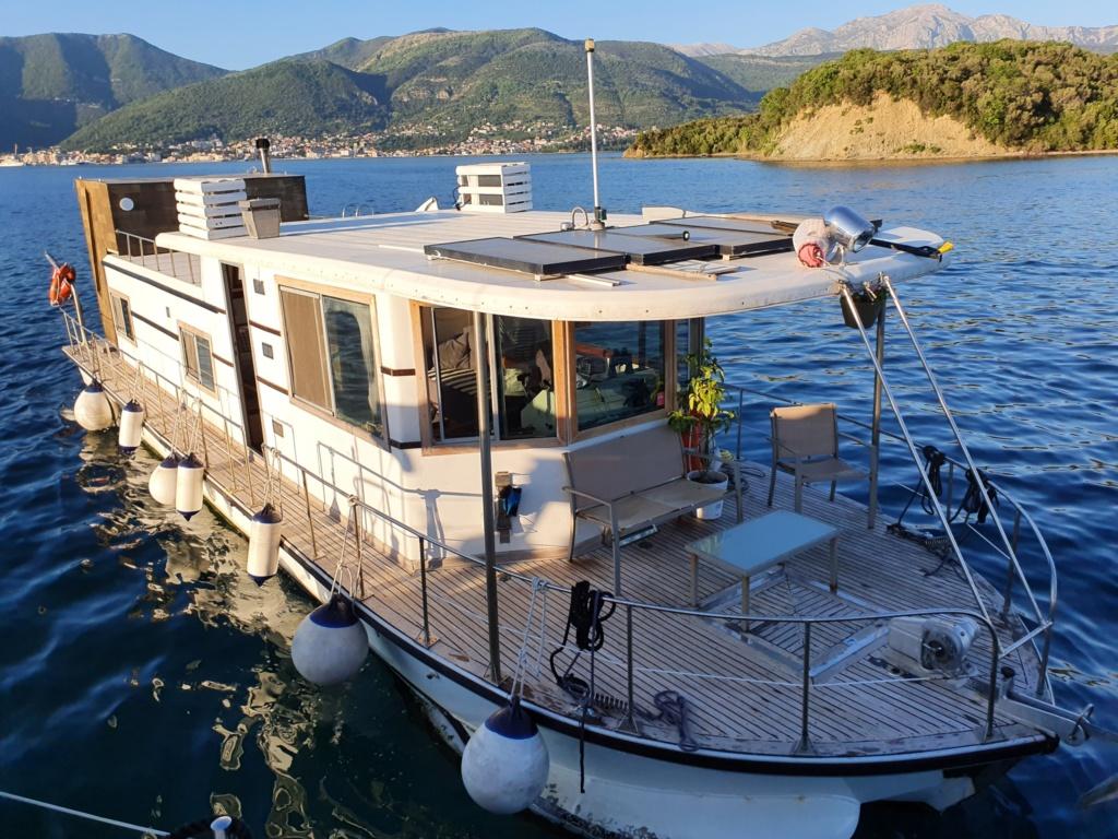 цена баня на корабле в черногории