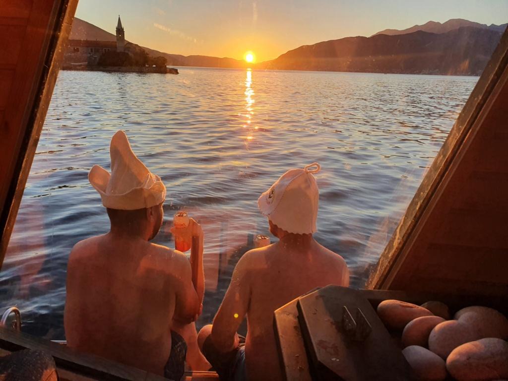 сауна в черногории на море