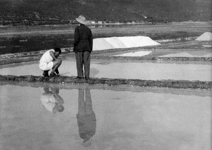 добыча соли в Черногории