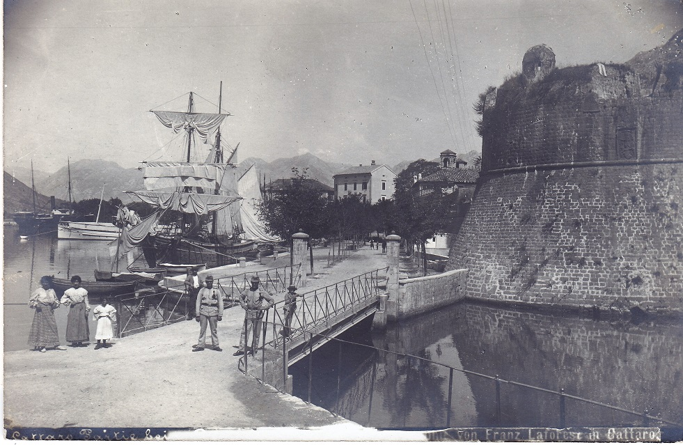 Черногория старые фото