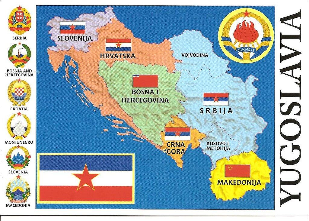 история Югославии