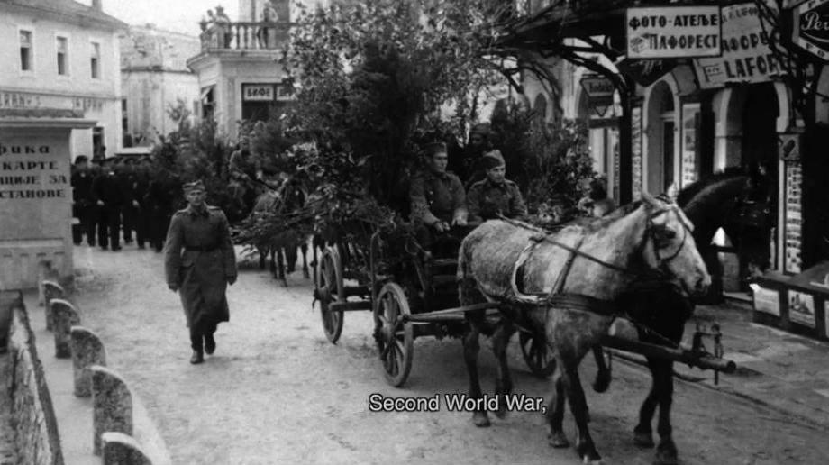 Черногория во Вторую Мировую войну