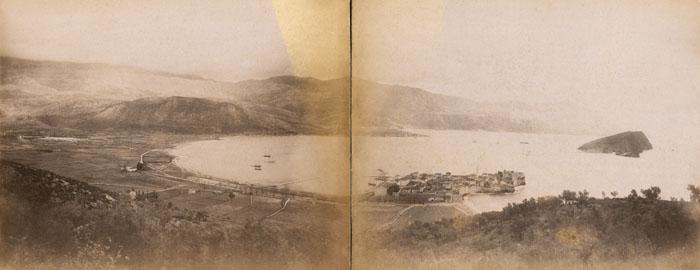 Будва и ее побережье более 100 лет назад