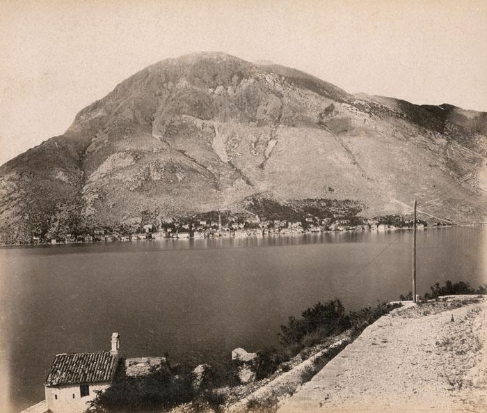 страые фото Черногории