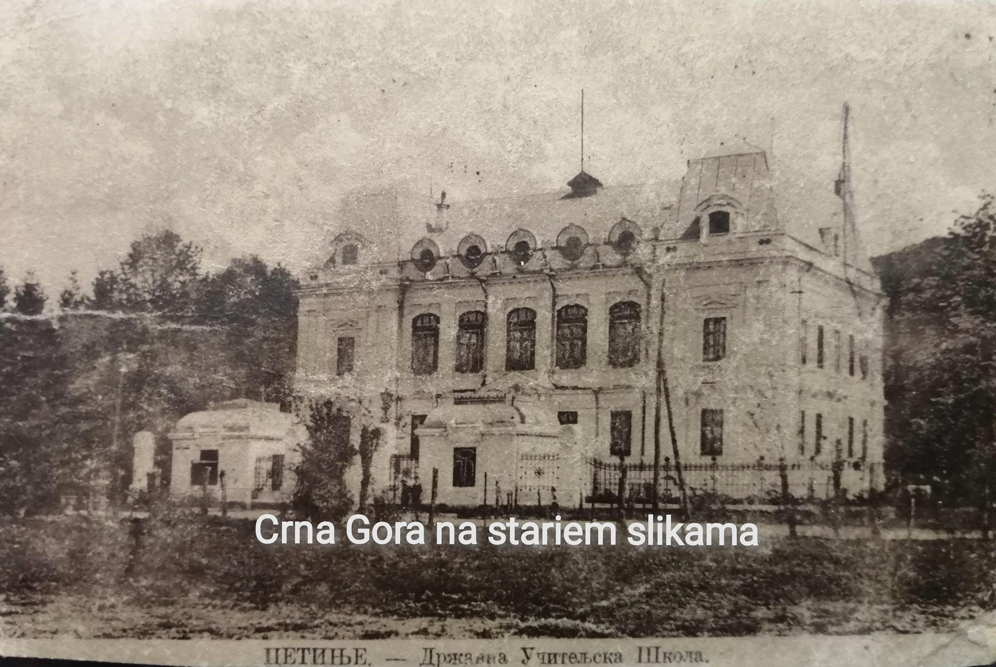 Rusko poslanstvo u Cetinje