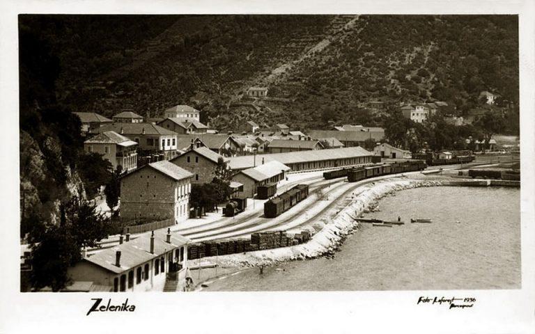Зеленика Черногория