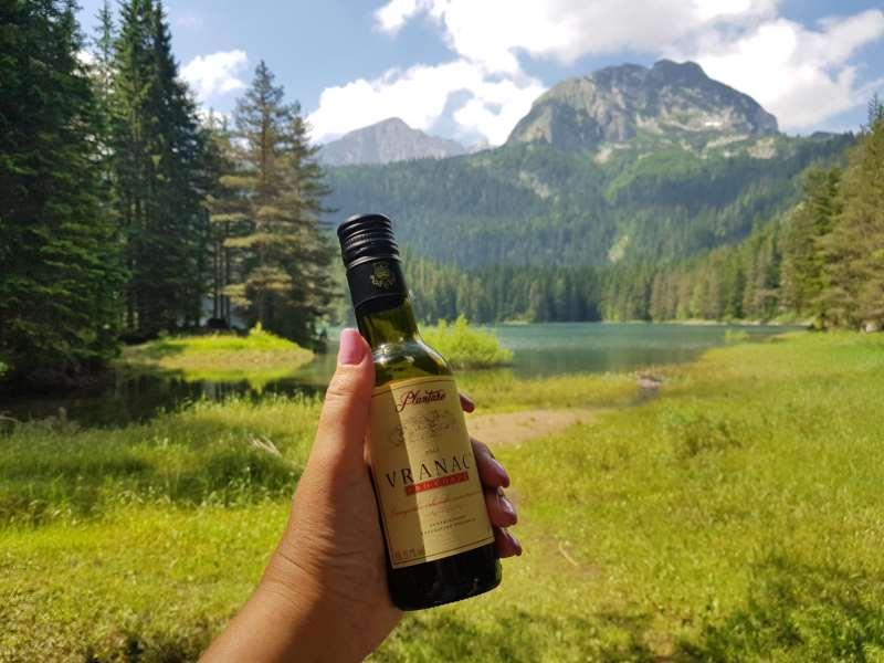 вино вранац про корде черногория