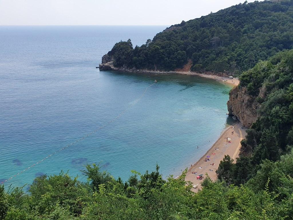 пляж Могрен Будва