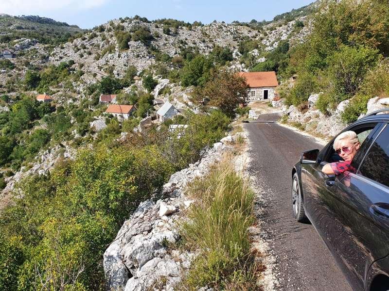 неизвестные места Черногории