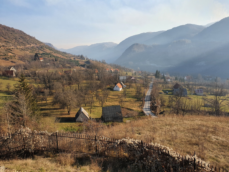 Шавник черногория