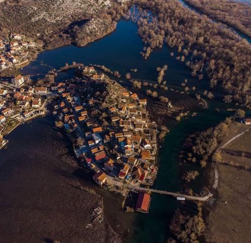 деревни Черногории