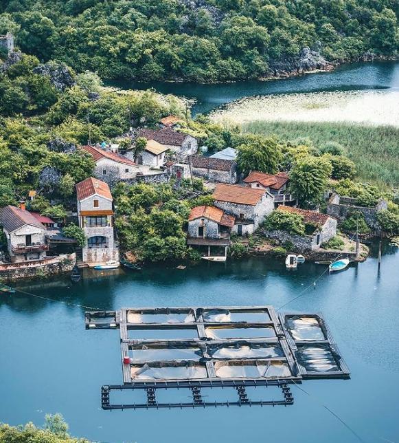 фото Скадарского озера